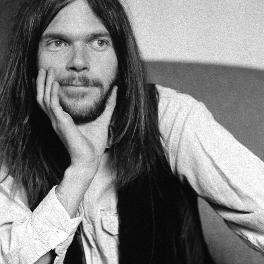 Live at the Cellar Door, the new album from Neil Young, was recorded in 1970.