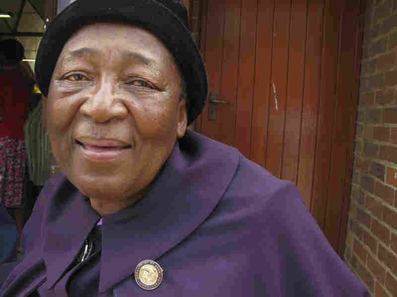 Fikile Mlotshwa, 70, says those who predict that race relations in South Africa will turn sour once Mandela has been laid to rest are irresponsible.