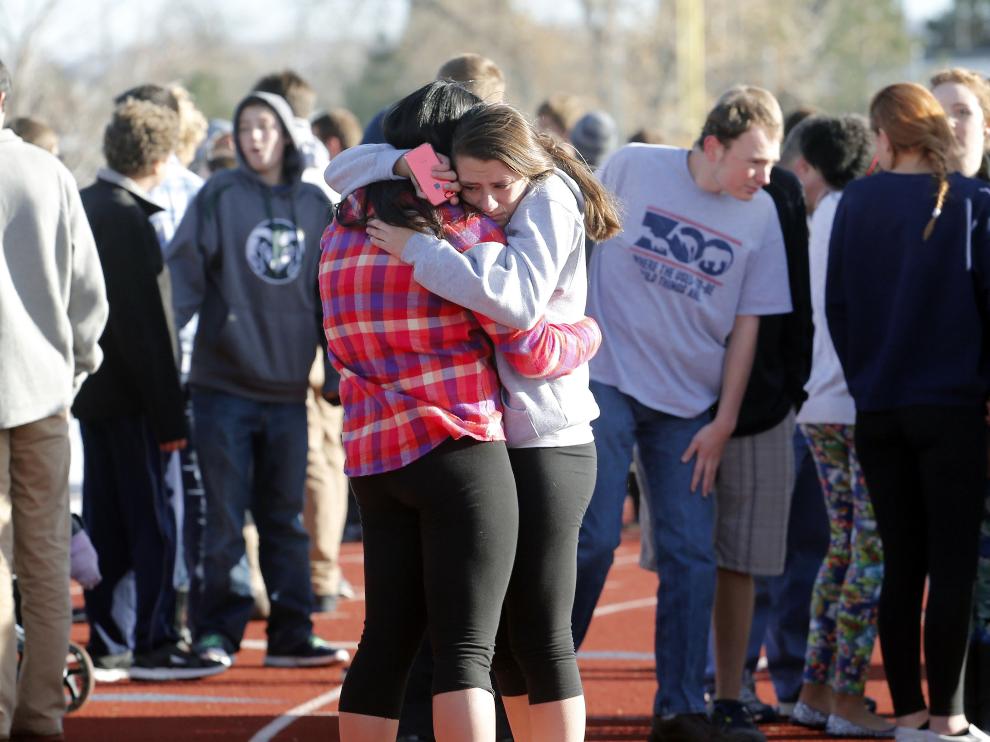 School Shooting Is Another Tragedy For Colorado