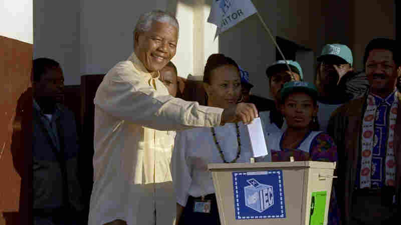 Africa Wanders From Mandela's Path To Democracy