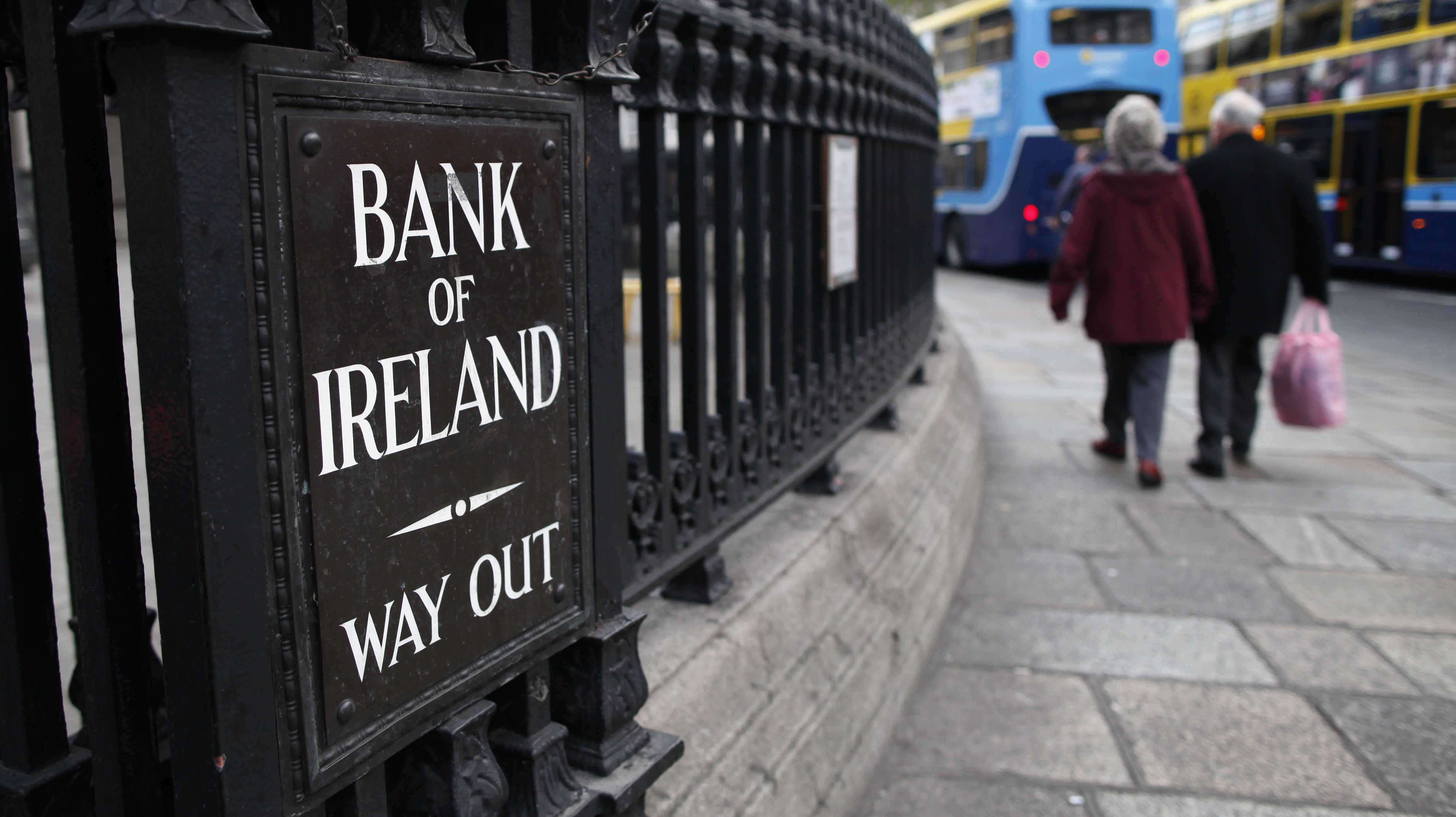 Ireland Exits Bailout Program, But Economy Still On The Mend