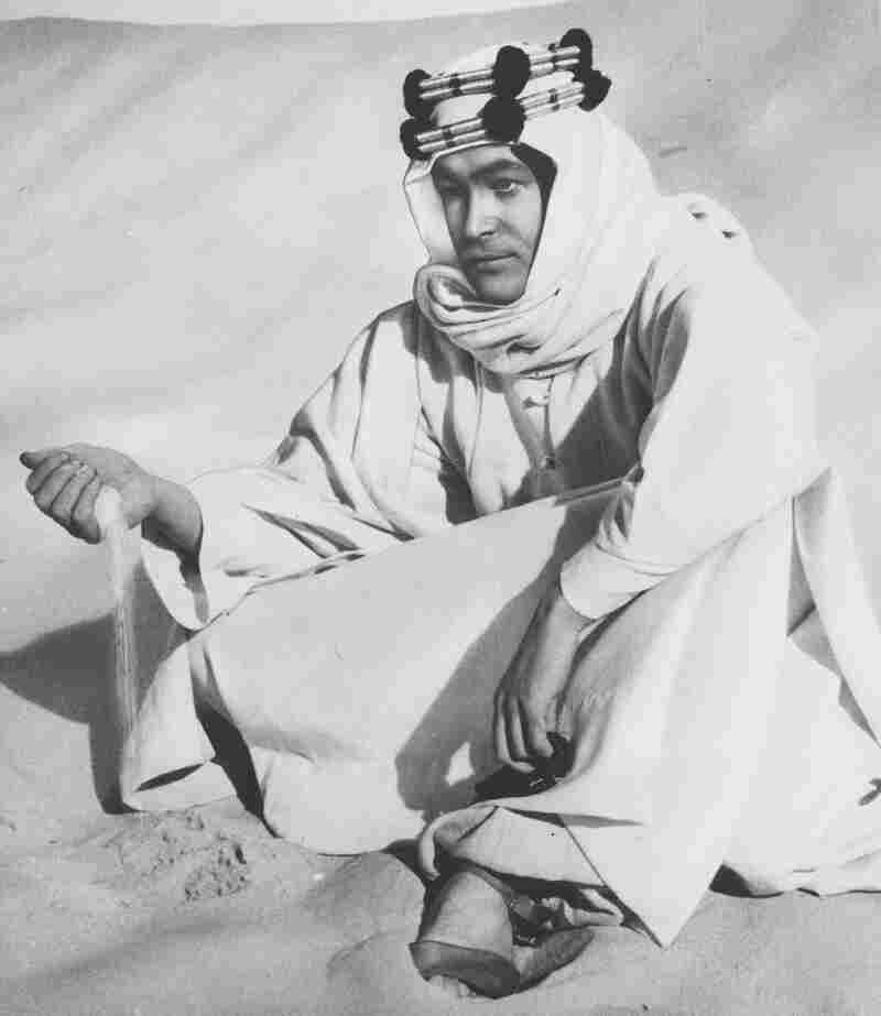 Lawrence of Arabia was filmed in the Jordanian desert in 1961. The role of T.E. Lawrence would make O'Toole famous.