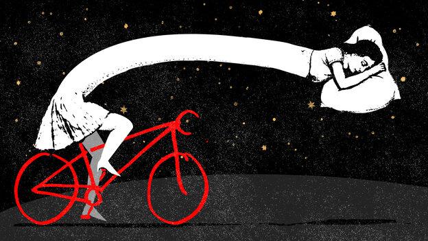 Illustration by Daniel Horowitz