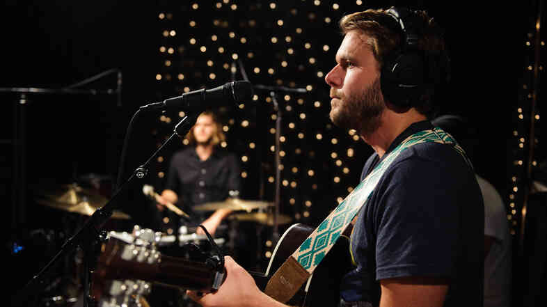 The Head and the Heart performs live at KEXP's studios in Seattle.