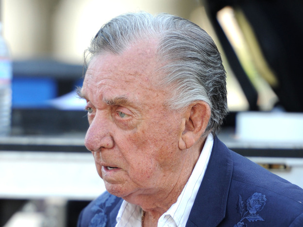 Ray Price performs during Stagecoach: California's Country Music Festival 2010 held at The Empire Polo Club on April 24, 2010 in Indio, California.