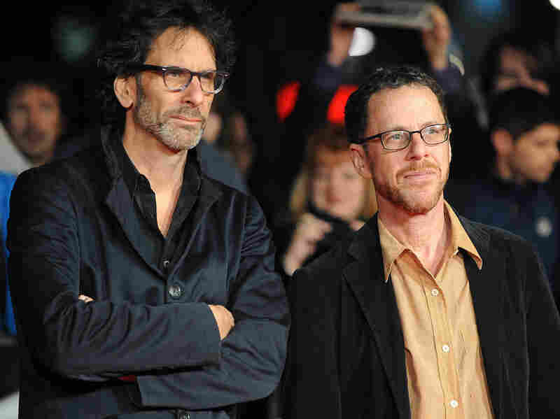 Joel (left) and Ethan Coen wrote and directed Farg