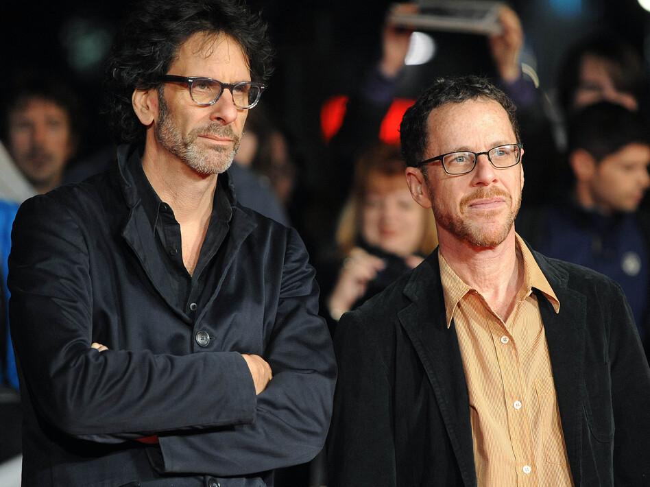 Joel (left) and Ethan Coen wrote and directed <em>Fargo, The Big Lebowski, O Brother Where Art Thou?, No Country for Old Men</em>, <em>A Serious Man</em> and <em>True Grit.</em> Their latest film is<em> Inside Llewyn Davis.</em> (Stuart C. Wilson/Getty Images)