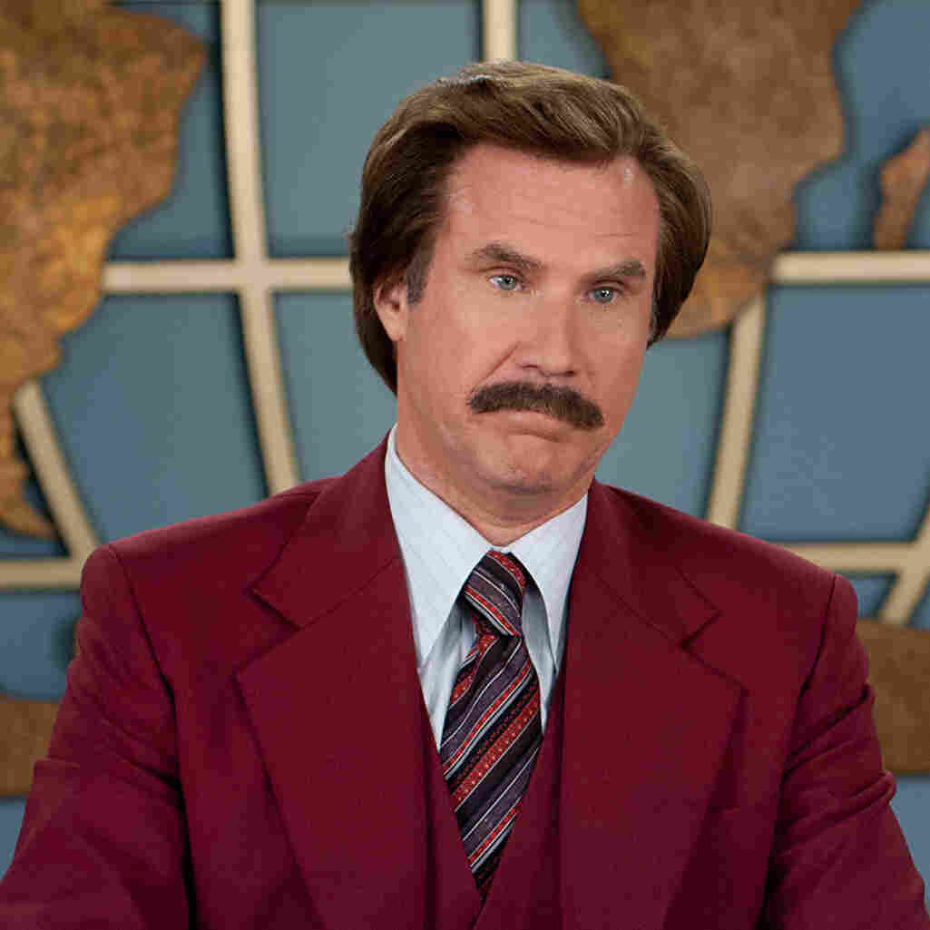 Ron Burgundy, Still A Legend In His Own Tiny Mind