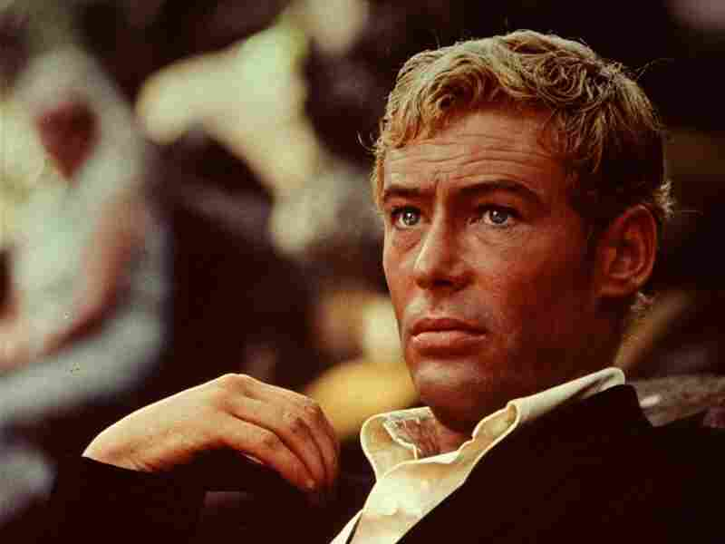 O'Toole, shown above in 1965, died in London on Saturday after a long illness. He was 81 years old.