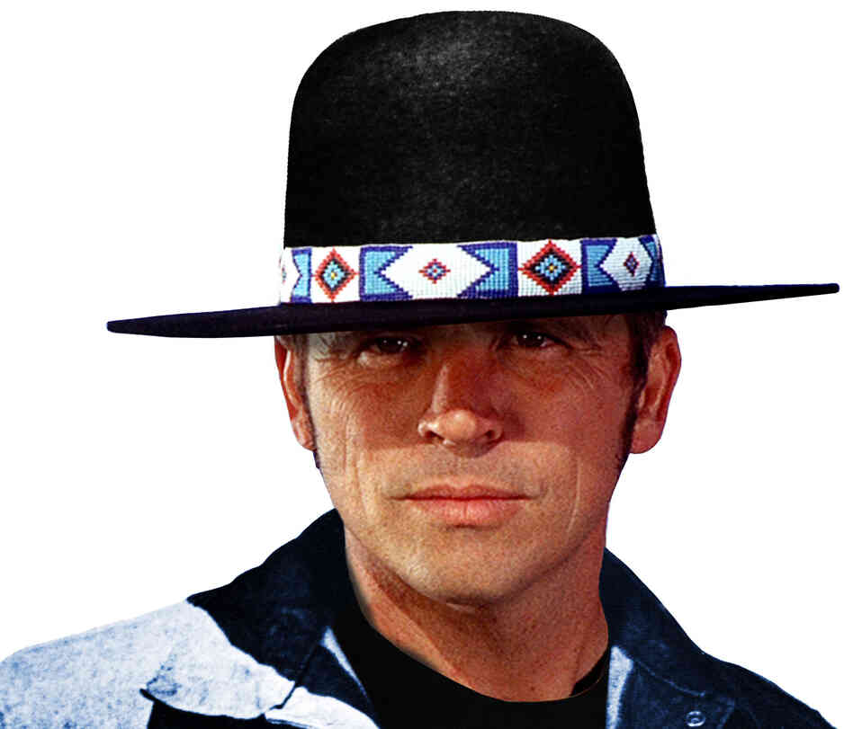 """Billy Jack"" — actor Tom Laughlin, who died last week."