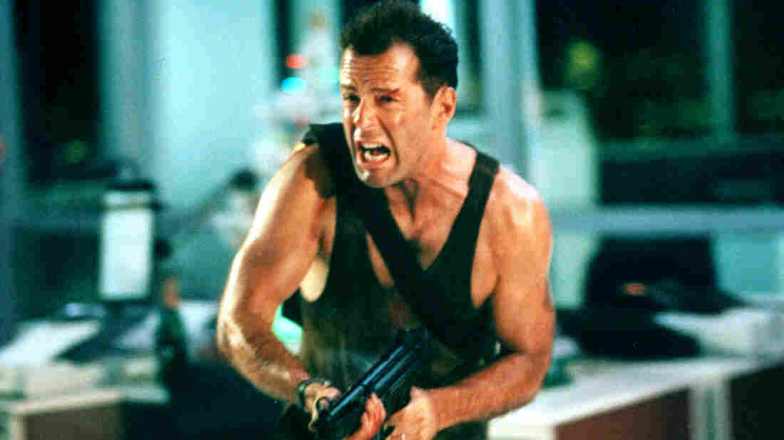 Hey, 1988's Die Hard, starring Bruce Willis, might not be the most conventional holiday movie, but it's a holiday movie nonetheless.
