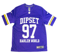 Dipset Harlem World Jersey.