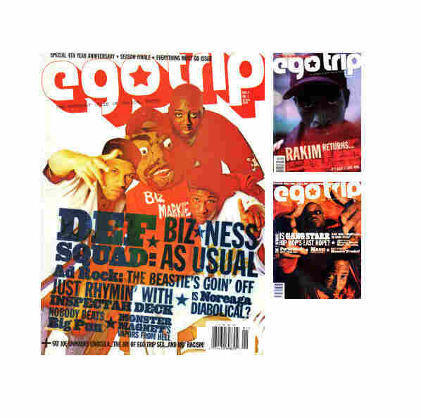Ego Trip Back Issues.