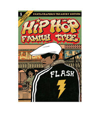 Ed Piskor's Hip-Hop Family Tree.
