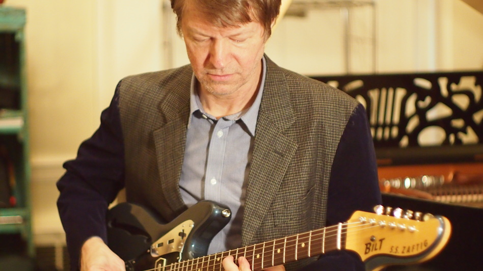 Nels Cline. (Courtesy of the artist)