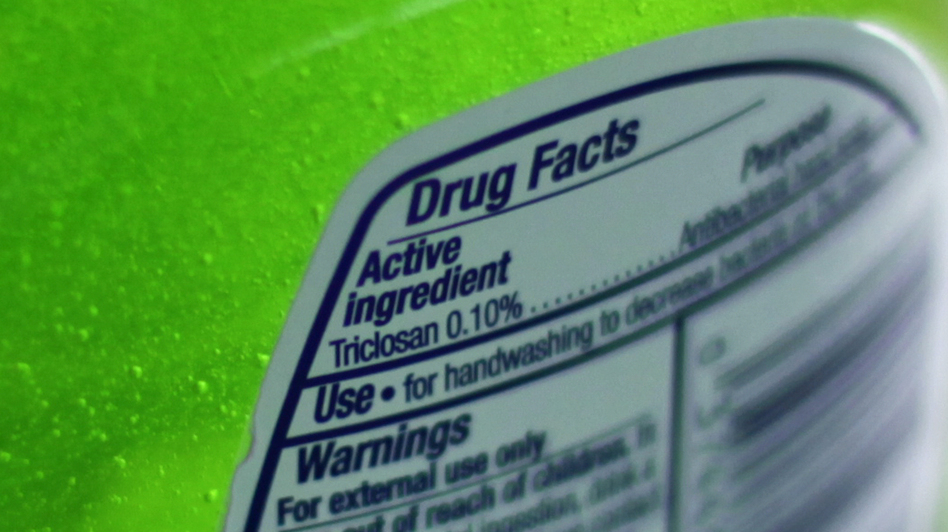 There's no evidence that triclosan and other chemicals in antibacterial soaps do a better job than plain soap and water, the FDA says.