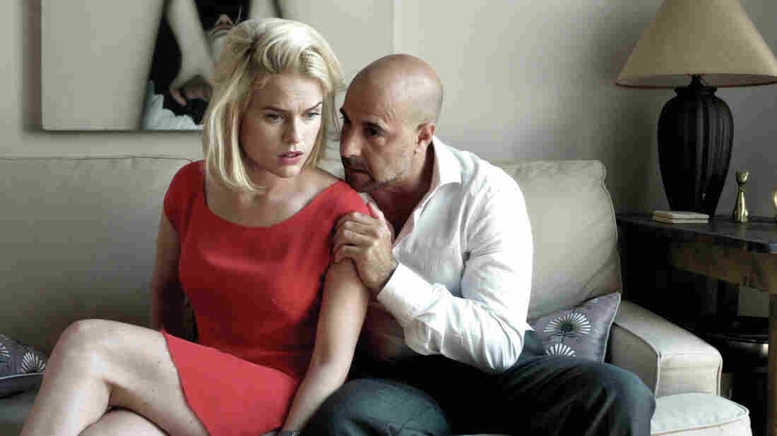 When Fred (Stanley Tucci) shows up on the doorstep of his former lover (Alice Eve) ready to resume their relationship, it doesn't necessarily go smoothly.