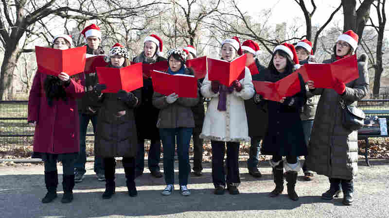 A 'Morning Edition' Singalong: Follow Us In Merry Measure