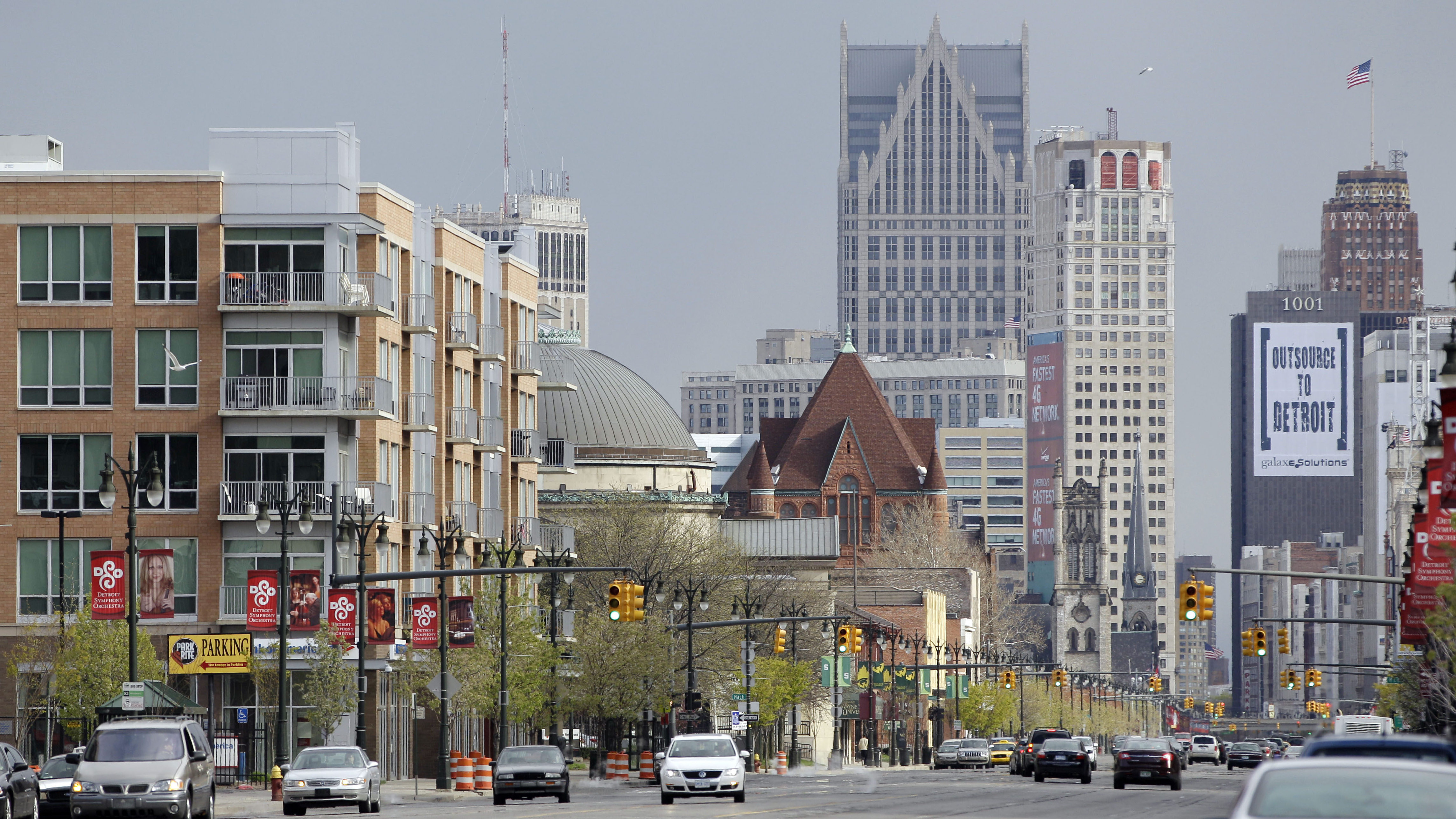 A 'Tale Of Two Cities' As Detroit Looks To 2014