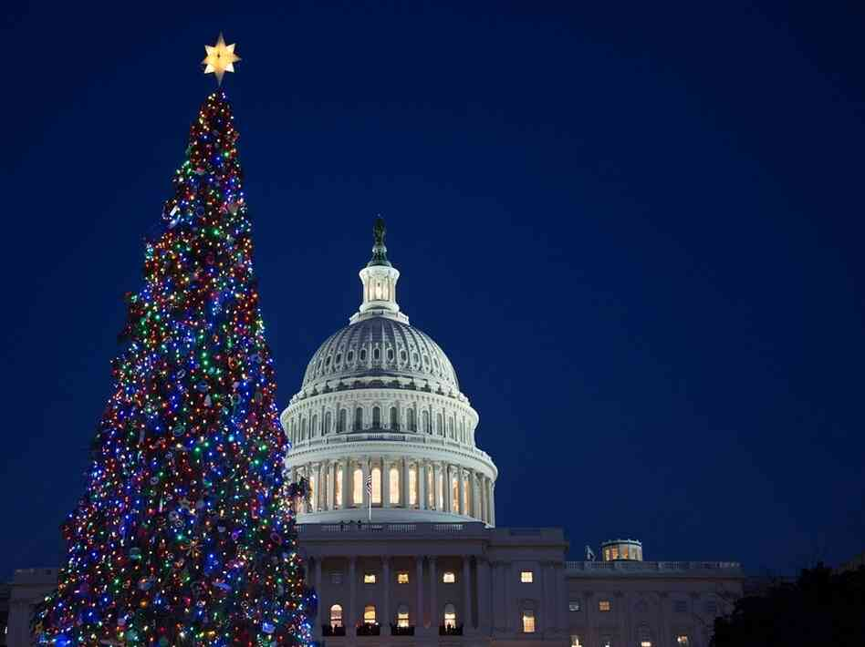 It may seem to some like a holiday miracle, but the Senate moved ahead on a bipartisan budget plan Tuesday.