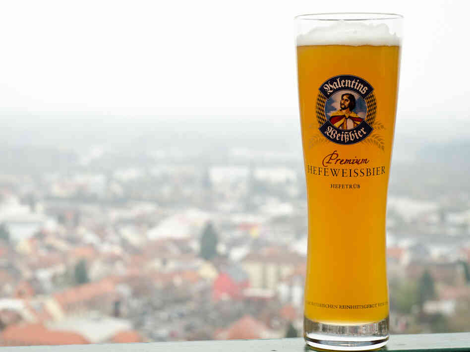 A German law from 1516 says beer should only include three ingredients: hops, barley and water. Now brewers are lobbying to have the law be recognized by UNESCO.