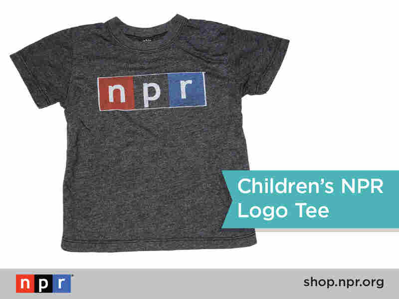 NPR style for the littlest listeners in your life. Bring on the cuteness. Shop here: http://n.pr/18SznVJ