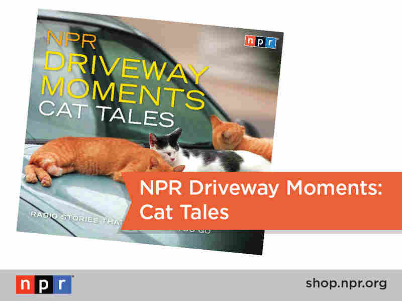 "Driveway Moments and Cats (aka some of our favorites things) shine in ""Cat Tales,"" just one of many great gift ideas this holiday season from the NPR Shop: http://n.pr/1brInLu"