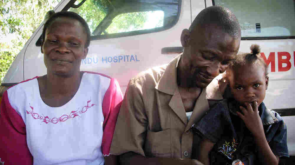 HIV Treatment Keeps A Family Together And Growing In Kenya