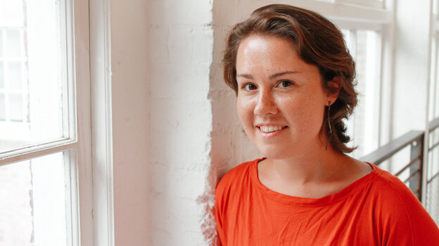 Caroline Shaw, who composed the piece Partita for 8 Voices for her vocal group Roomful of Teeth, is the youngest-ever recipient of the Pulitzer Prize for music.