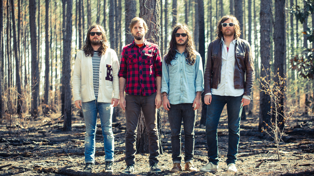 J. Roddy Walston & The Business. (Courtesy of the artist)