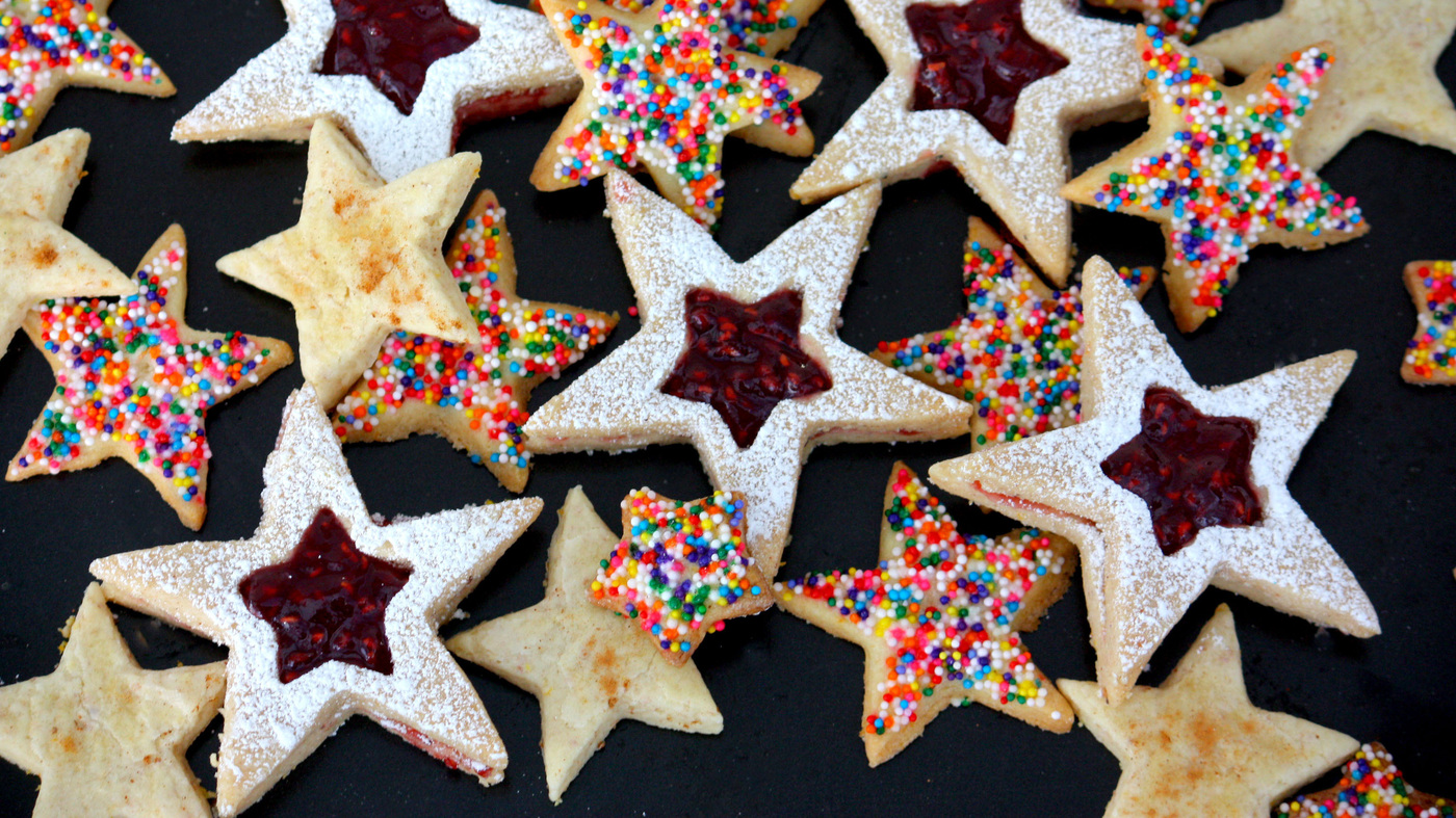 Kitchen Window The Stars Come Out For Holiday Bakers Npr