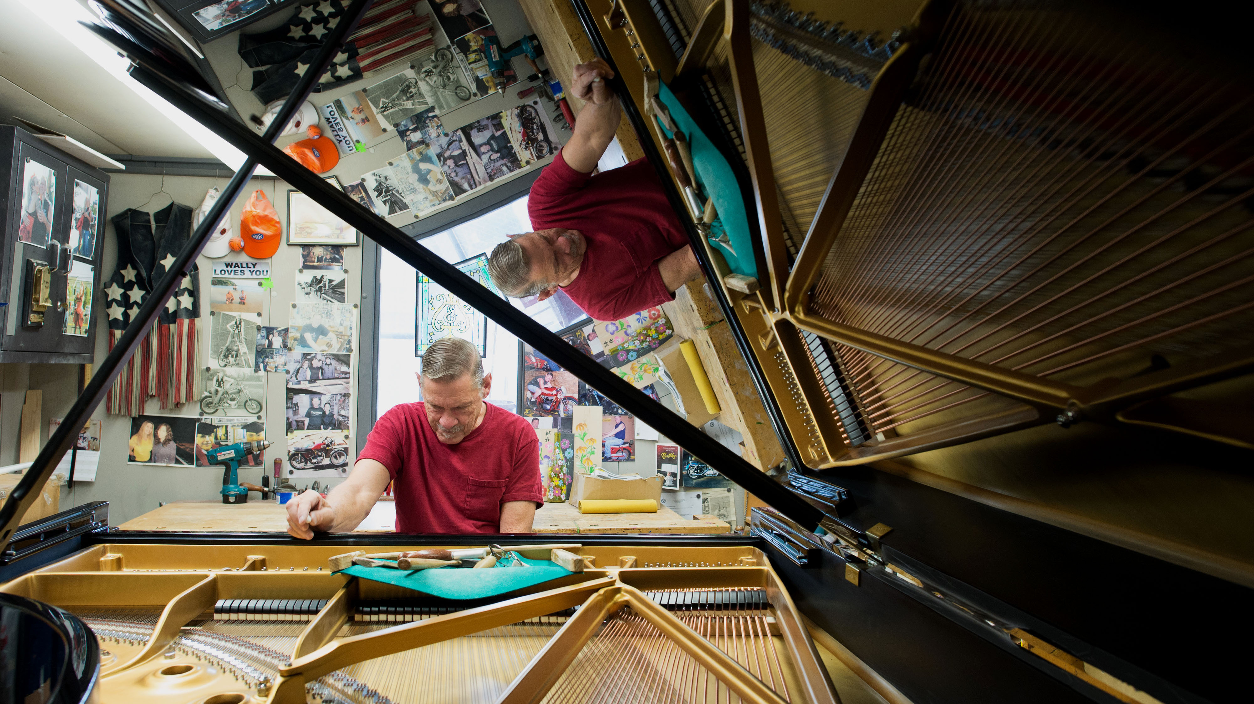 New Owner Promises Handmade Steinways For Years To Come