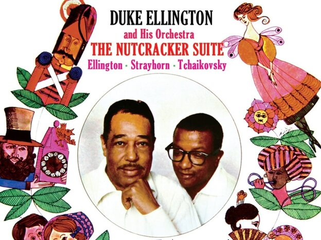 Duke Ellington & Billy Strayhorn collaborated to release The Nutcracker Suite in 1960.