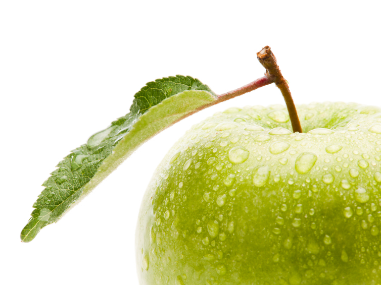 An Apple A Day Keeps The Doctor Away, And Statins Do, Too