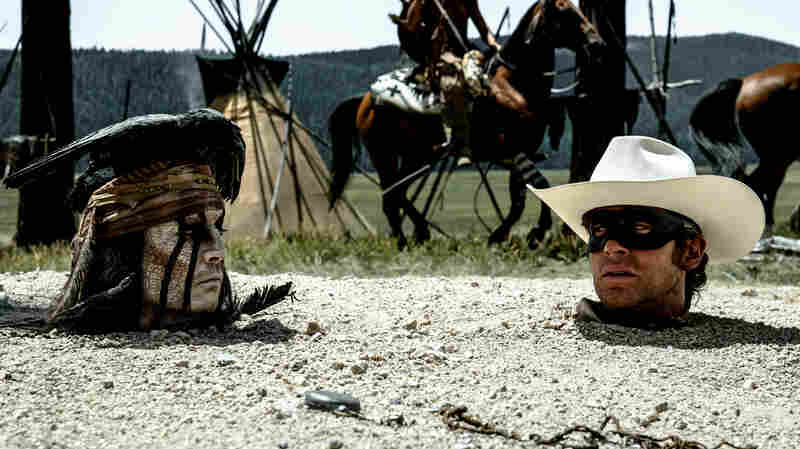 This summer, movie studios were up to their necks in big-budget blockbusters, including Disney's The Lone Ranger, which ended up a huge bomb.
