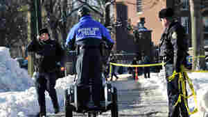 Student Is Charged In Harvard Bomb Scare