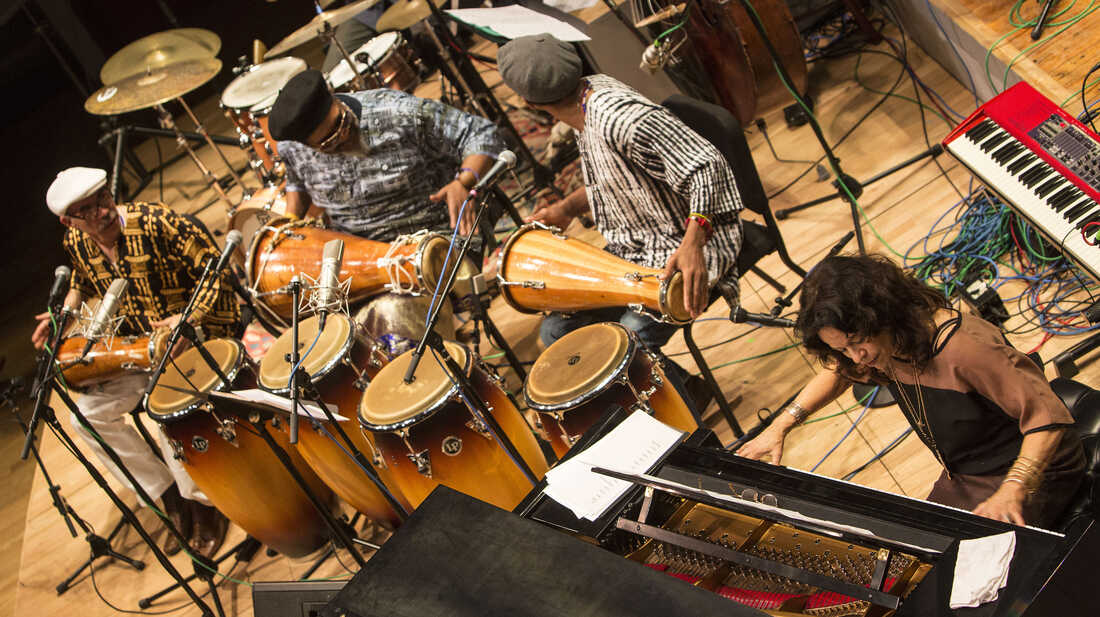 Michele Rosewoman Goes Back To Afro-Cuban Jazz's Future
