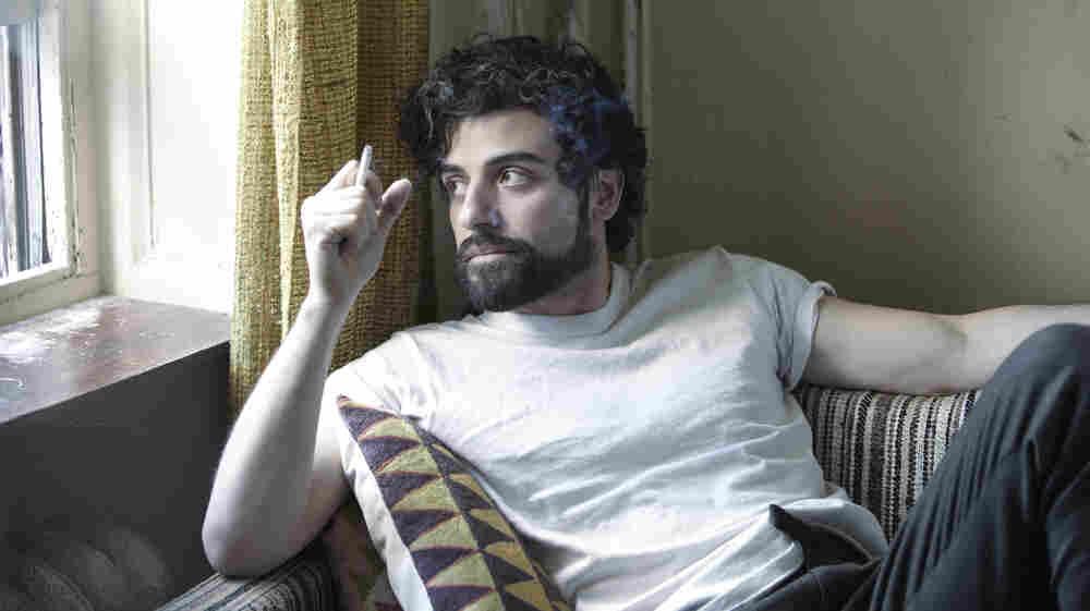 Actor Oscar Isaac.