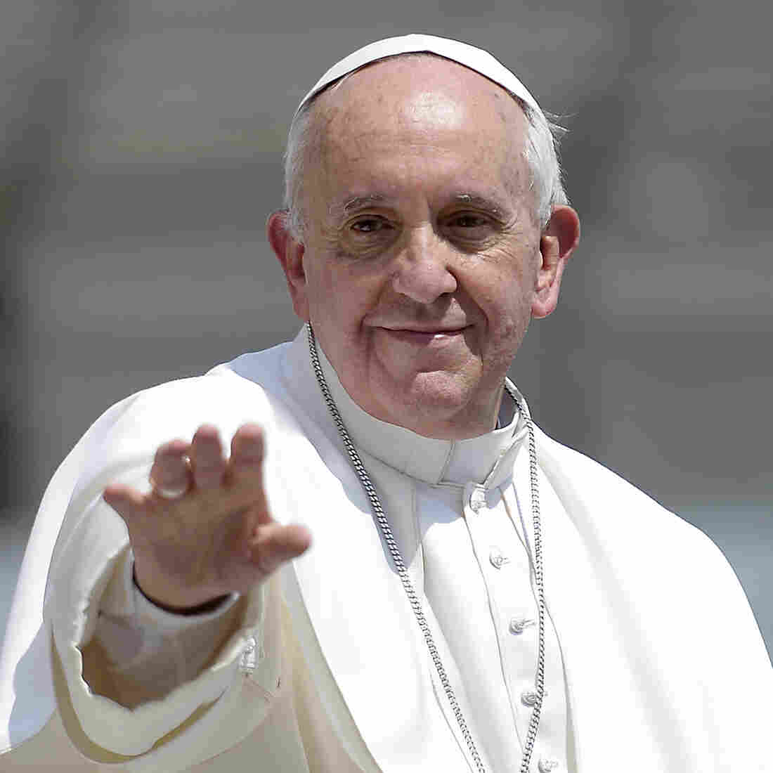 """Pope Francis began his papacy in March. In his first year as pope, columnist James Carroll says, Francis has put unprecedented focus on """"the dilemma of the vast majority of human beings who simply don't have enough to live decently."""""""