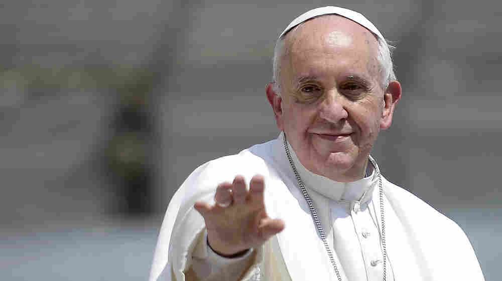 In Francis' First Year, A 'Radical Pope' Seeks To Save His Church