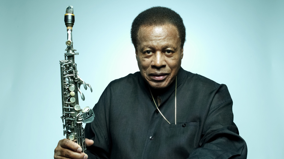 Wayne Shorter. (Courtesy of the artist)