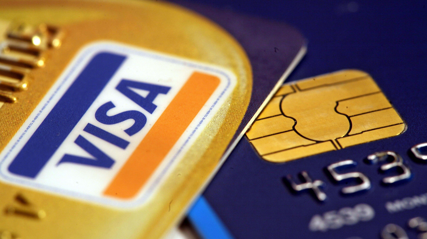 Outdated Magnetic Strips How U S Credit Card Security Lags