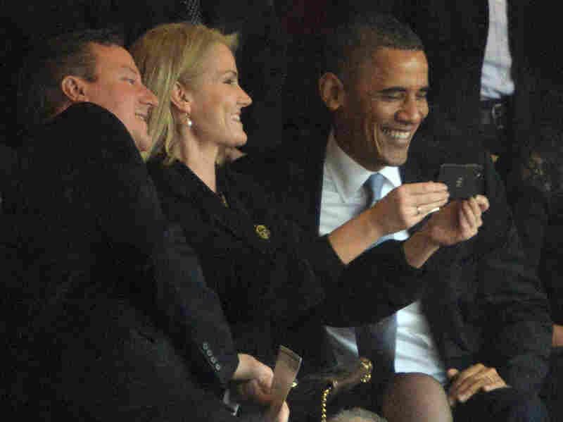 President Obama and British Prime Minister David