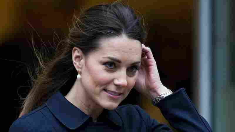 The Duchess of Cambridge (formerly Kate Middleton).