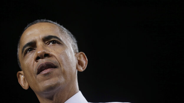 By many standards, President Obama had a terrible, horrible, no good, very bad year.