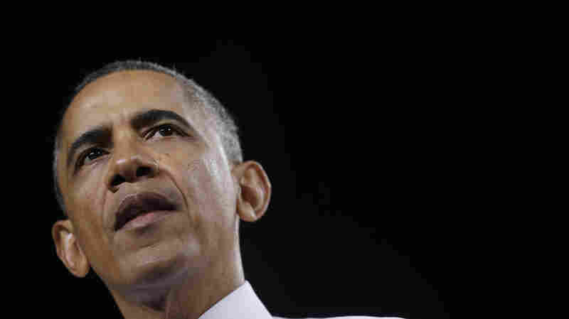 President Obama's Rocky Year Falls Far Short Of Ambitions