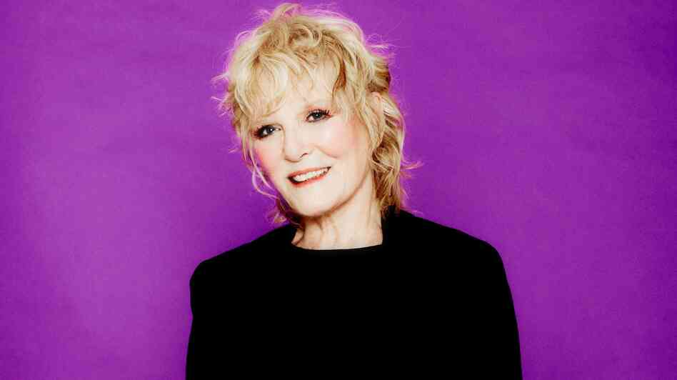 "Petula Clark's new album, Lost In You, features a reworking of her signature hit ""Downtown."""