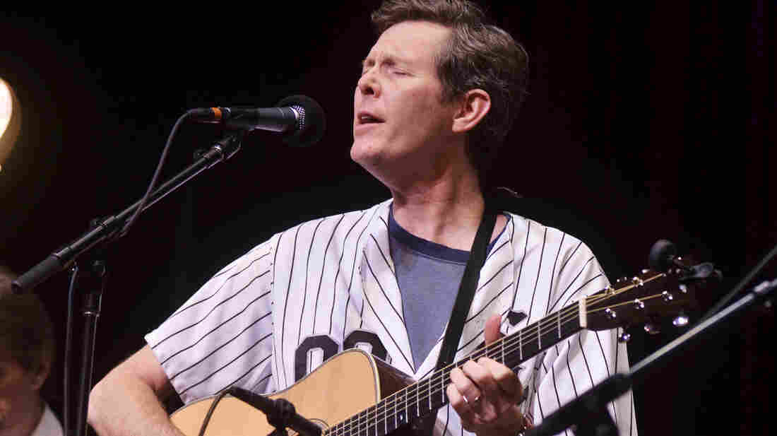 Robbie Fulks performs live on Mountain Stage.