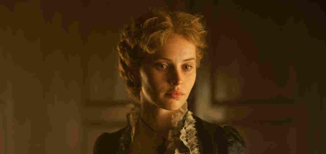 Felicity Jones as Nelly Ternan