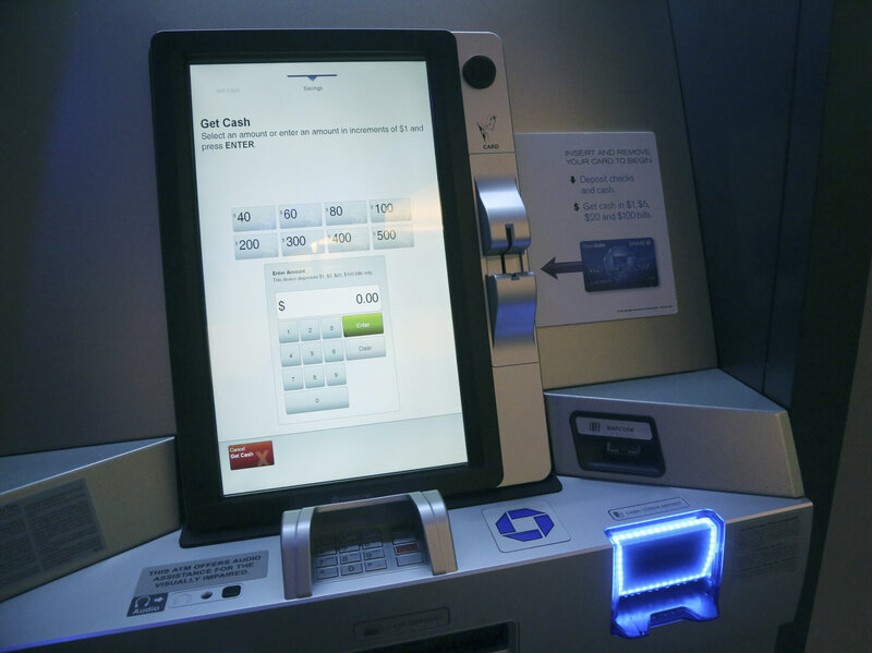 Banks Try To Save Big With 'ATMs Of The Future' : All Tech